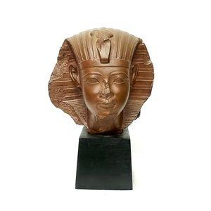 Head of King Amenhetep II Statue